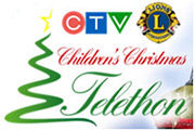 Lions CTV Children's Christmas Telethon