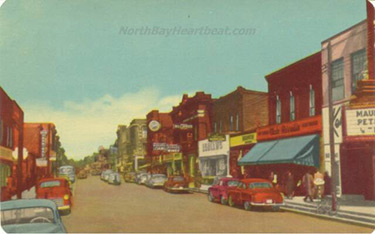 Main Street, North Bay, Ontario